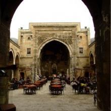 Sivas Müzesi (Buruciye Medresesi)